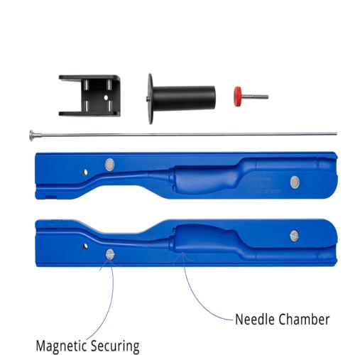 OPU Probe Holder and Needle