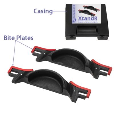 XtandR Equine x-ray bite plates